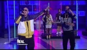 Video: Fat Joe & Remy Ma - All The Way Up (feat. French Montana) (Live On The Real Daytime)